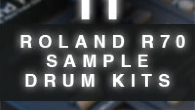 GraySynther R70 Drum Kits