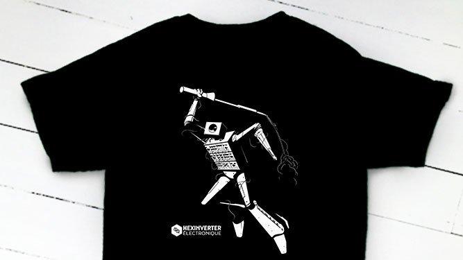 Hexinverter Robot