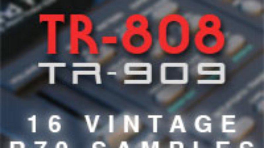 R70-TR-808-TR909