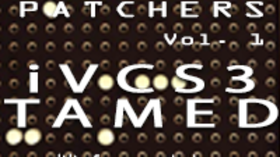 SynthPatcher iVCS3 Tamed Vol.1