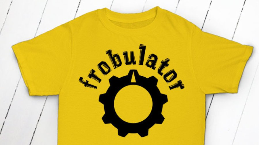 WT Frobulator Frobulator Yellow