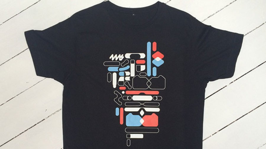 4ms Shapes T-Shirt