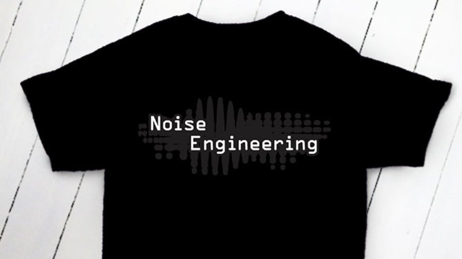 Noise Engineering Logo Black